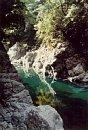 大杉谷・緑水